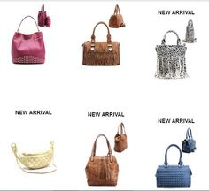 bling, animal prints, fringe and every color & style imaginable at www.klassybags.com