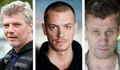 Hade du passat bäst med Seth Rydéll, Johan Falk eller snyggingen Frank Wagner?…