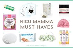 NICU Mom Must Haves Supporting Parents of a Premature Baby – Early Buds