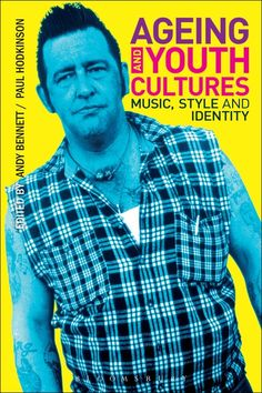 """""""What happens to punks, clubbers, goths, riot grrls, soulies, break-dancers and queer scene participants as they become older? In an age of increasingly complex life trajectories, Ageing and Youth Cultures is the first anthology to challenge such thinking by examining the lives of those who continue to participate into adulthood and middle-age."""" http://jaspercat.manhattan.edu/cgi-bin/koha/opac-detail.pl?biblionumber=1162442"""