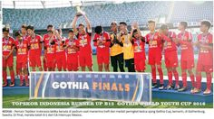 WE ARE BETTER TOGETHER ...TOPSKOR INDONESIA GOTHIA CUP 2016