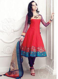 Latest Pakistani Summer Dresses 2012 For Women Anarkali Frock, Designer Anarkali Dresses, Anarkali Suits, Designer Sarees, Punjabi Suits, Designer Dresses, Ethnic Fashion, Indian Fashion, Women's Fashion