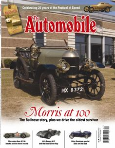The Automobile  Magazine - Buy, Subscribe, Download and Read The Automobile on your iPad, iPhone, iPod Touch, Android and on the web only through Magzter