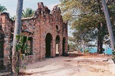 Mismaloya, Mexico: Night of the Iguana set. I was in my Friend Lisa's Wedding here! <3