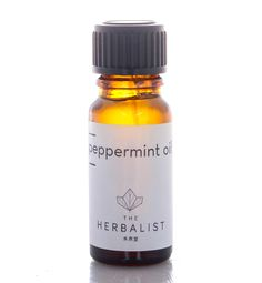 peppermint essential oil - (pogostemon cablin) 100% pure essential oil 10ml e, £6.50