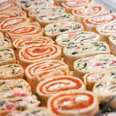 Buffet, Snacks, Cookies, Desserts, Samsung, Stuffed Salmon, Goodies, Simple, Finger Food