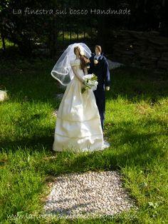 Un matrimonio da favola: Tilda dolls bride