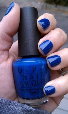 OPI Dating a Royal - Perfect UK color!