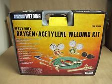 NEWChicago Electric Heavy Duty Oxygen & Acetylene Welding/Cutting Kit #92496