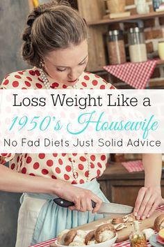 Notice how much thinner housewives were? There are many great weight lose tips we can use to be thinner. Want to lose weight like a housewife? Try these housewife weight loss tips. No fad diets or crazy exercise programs. Losing Weight Tips, Want To Lose Weight, Weight Loss Tips, 1950s Housewife, Vintage Housewife, Health Tips, Health And Wellness, Health Fitness, Remove Belly Fat