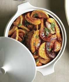 Roasted Butternut Squash With Mustard Vinaigrette | With these sides, even a dietary restriction like gluten-intolerance won't put a damper on your meal. In fact, your gluten-loving guests may never know the difference.
