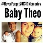 They are both so cute theo will defiantly be breaking some hearts