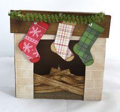 Stampin' Up! Hang your Stocking Bundle Part 3 - Stamp with Ronda