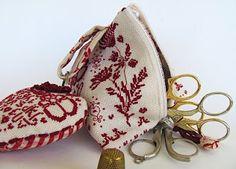 french cross stitch, isn't it glamour?