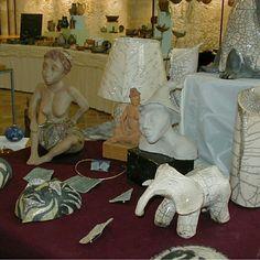 Marché de poteries festival toutfeutoutflamme ecomusée du perche