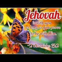 Jehovah!
