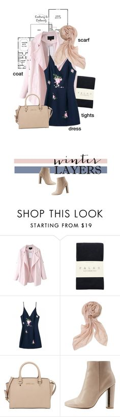 """""""Untitled #1515"""" by contrary-to-ordinary ❤ liked on Polyvore featuring Falke, Stella & Dot, MICHAEL Michael Kors, Qupid, women's clothing, women's fashion, women, female, woman and misses"""