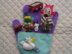 バムとケロのさむいあさ 幼児教育 保育のひろば エプロンシアター&手袋シアター