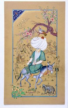 Mullah Nasreddin Hodja Also known as Ah Fan Ti