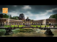 Hofgarten Eremitage, Bayreuth, Bavaria, Germany - YouTube