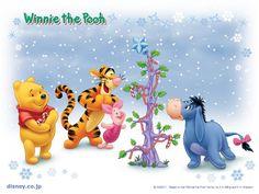 Winnie the Pooh nursery art