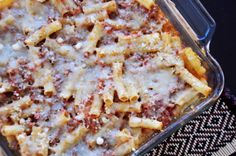 Classic Baked Ziti Recipe - Genius Kitchen
