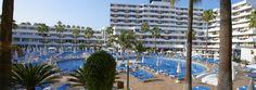 Iberostar Las Dalias, San Eugenio, Playa de Las Americas, Tenerife #Canarias