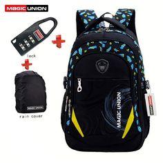 Children School Bags Design Child Backpack In Primary School Backpacks  Mochila Infantil Zip + Lock + 15460eddbe1ff