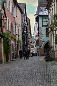 River Cruise along the Rhine : Wine Tasting in the charming town of Breisach in the Rhine Valley. http://www.unforgettablevoyage.com/