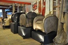 mustang chairs
