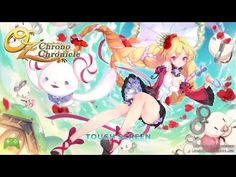 OZ Chrono Chronicle android game first look gameplay español