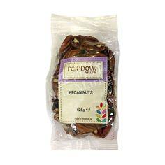 Rainbow Pecan Nuts 125g