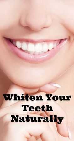 Whiten Your Teeth Naturally With Activated Charcoal - The Darling Bakers