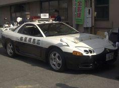 Japan Police Cars