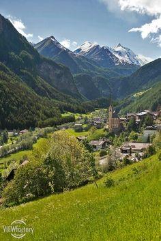 Heiligenblut Austria, by view.factory