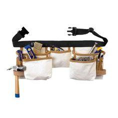Cinturão de Ferramentas em Lona com 10 bolsos - Ferramentas - Ferramentas IRWIN