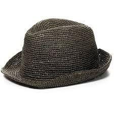 fedora hat crochet pattern free