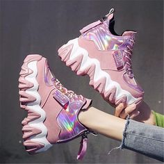 Chunky Shoes, Chunky Sneakers, Dad Shoes, Girls Shoes, Women's Shoes, Trendy Shoes, Casual Shoes, Cool Shoes For Women, Shoes Women