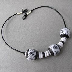 great necklace from Roberta warshaw