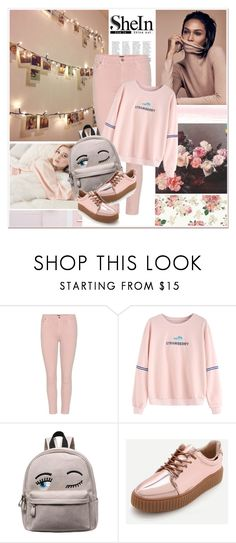 """""""Shein"""" by aminkicakloko ❤ liked on Polyvore featuring Citizens of Humanity"""