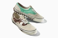 67e4e3ae51b5 Vans Vault 2013 Spring OG Aloha Pack  Adopting bold and colorful designs  inspired by the California brand s releases of the and