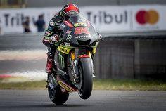 Folger trotz Highsider und Schmerzen guter Zweiter  MotoGP