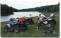 ATV'ing on the Paiute Trail, Marysvale, UT