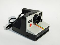 OMG I owned one of these back in the day Polaroid OneStep Land Camera