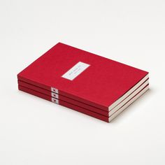 Best Made Company — Famous Red Notebook