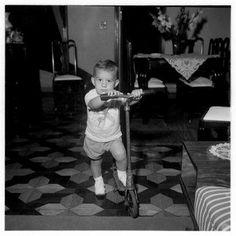 Ayrton Senna - Infância