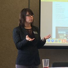 """Kathryn and Shelly presented today to the New Faculty Luncheon presented by the TFSC.  Their topic was """"It's Not Just for Grades: How to Use Blackboard to Increase Student Engagement."""""""