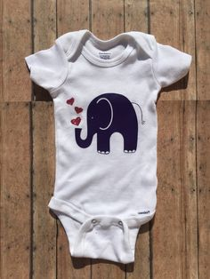 Elephant Onsie Roll Tide?  Or Maybe you just like Elephants?