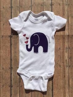 Elephant Onsie Roll Tide?  Or Maybe you just like Elephants?