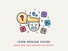 "Hey guys!  I want to create an awesome, value packed from the first to the very last page ""Icon Design Guide"" that would contain everything you need to know to start working on your first icon set ..."